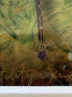 Violet Fertility 2015 Limited Edition Print by Tim Yanke - 2