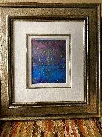 Blue Fertility Unique 2015 10x8 Works on Paper (not prints) by Tim Yanke - 1