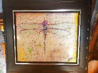 Dragonfly I 2011 Limited Edition Print by Tim Yanke - 1