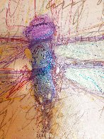 Dragonfly I 2011 Limited Edition Print by Tim Yanke - 2