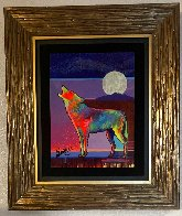 Four Winds Lone Wolf 2017 Limited Edition Print by Tim Yanke - 1