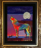 Four Winds Lone Wolf 2017 Limited Edition Print by Tim Yanke - 2
