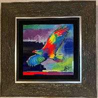 Four Winds Lone Eagle 2017 Limited Edition Print by Tim Yanke - 1