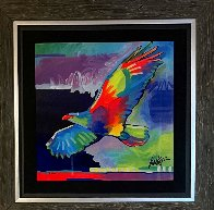 Four Winds Lone Eagle 2017 Limited Edition Print by Tim Yanke - 2