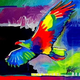 Four Winds Lone Eagle 2017 Limited Edition Print - Tim Yanke