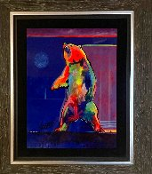 Four Winds Standing Bear EA 2017 Limited Edition Print by Tim Yanke - 2