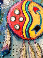 Indian Shield 2011 Limited Edition Print by Tim Yanke - 2