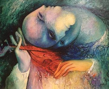 Tune of the Green 2011 Limited Edition Print by Gevorg Yeghiazarian