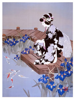 Contemplation Limited Edition Print by Caroline Young