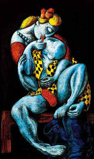 Kiss 1988 Limited Edition Print -  Yuroz