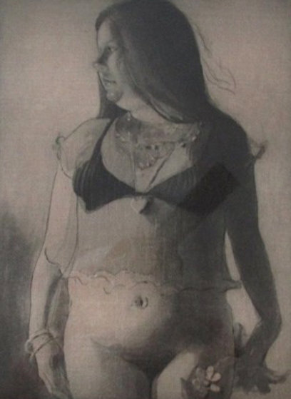 Babie 2004 Limited Edition Print by Lisa Yuskavage