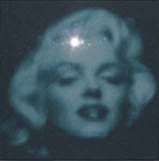 Star III (Marilyn Monroe) Limited Edition Print by  Yvaral