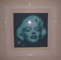 Star III (Marilyn Monroe) Limited Edition Print by  Yvaral - 1