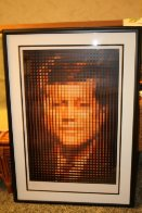 John F. Kennedy #1 in the edition Limited Edition Print by  Yvaral - 1