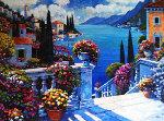 Mediterranean Visage 1996 Limited Edition Print - John  Zaccheo