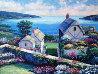 View From Kinnsale 30x40 Original Painting by John  Zaccheo - 0