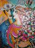 Spring Bouquet 1998 Embellished Limited Edition Print by Zamy Steynovitz - 0