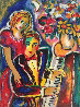 Piano Player 1981 Limited Edition Print by Zamy Steynovitz - 0