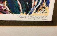 Untitled Lithograph HS Limited Edition Print by Zamy Steynovitz - 2
