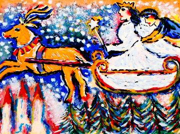 Snow Queen Limited Edition Print - Zamy Steynovitz