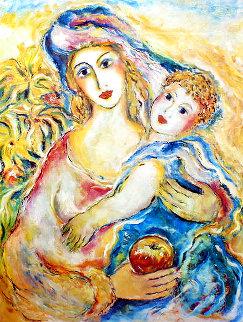 Mother's Love HS Limited Edition Print - Zamy Steynovitz