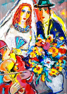 Wedding Music AP - HS Limited Edition Print - Zamy Steynovitz