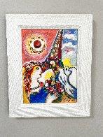 Dove's Promise Embellished HS Limited Edition Print by Zamy Steynovitz - 1