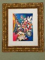 Eiffel Flowers 2000 HS Limited Edition Print by Zamy Steynovitz - 1