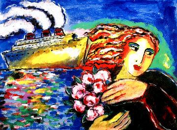 Midnight Cruise 2005 Limited Edition Print - Zamy Steynovitz