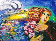 Midnight Cruise 2005 Limited Edition Print by Zamy Steynovitz - 2