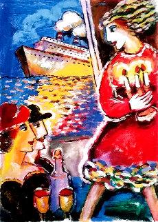 Portside 2005 Limited Edition Print - Zamy Steynovitz