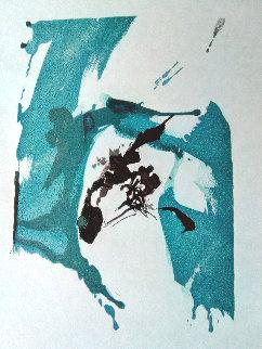 Comp 1965 Limited Edition Print - Zao Wou-Ki