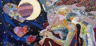 Musica Para El Alma 2019 31x25 Original Painting by Tadeo Zavaleta - 3