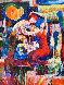 A Son De Tu Corazon 2014 30x24 Original Painting by Tadeo Zavaleta - 0