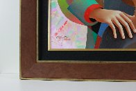 Happy Family 2016 39x49 Super Huge Original Painting by Oleg Zhivetin - 2