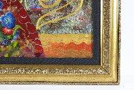 Soft Breeze 32x44 Super Huge Original Painting by Oleg Zhivetin - 2