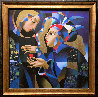 Tender Heart Limited Edition Print by Oleg Zhivetin - 1