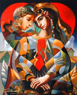 Lovers Limited Edition Print - Oleg Zhivetin