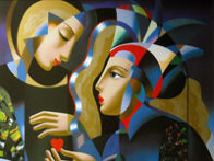 Tender Heart 1999 Limited Edition Print by Oleg Zhivetin - 4