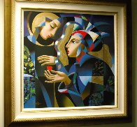 Tender Heart 1999 Limited Edition Print by Oleg Zhivetin - 1