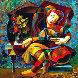 Poem Reader 1999 Limited Edition Print by Oleg Zhivetin - 0