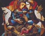 Gateway to Heaven 1998 Limited Edition Print - Oleg Zhivetin