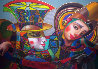 Colorful Circus Limited Edition Print by Oleg Zhivetin - 0