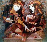 Artist's Palette 1998 Limited Edition Print by Oleg Zhivetin - 0