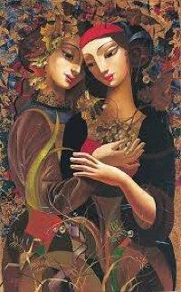 Vineyard PP 1998 Limited Edition Print by Oleg Zhivetin