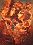 Tryst Limited Edition Print - Oleg Zhivetin