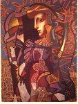 Knaves Dream Limited Edition Print - Oleg Zhivetin