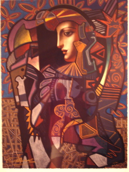 Knaves Dream Limited Edition Print by Oleg Zhivetin