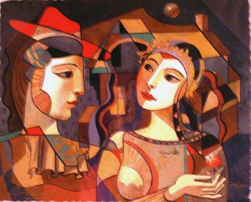 Dream III Limited Edition Print by Oleg Zhivetin