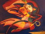 Swift Flight Limited Edition Print - Oleg Zhivetin